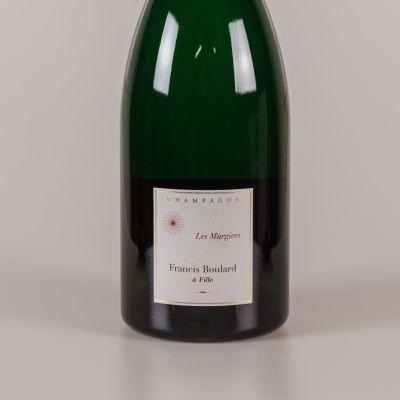 3l champagne les murgiers brut nature pinot meunier