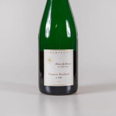champagne blanc des blancs vv brut nature chardonnay