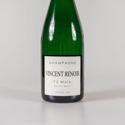champagne cuve 72 mois verzy grand cru pinot noir chard