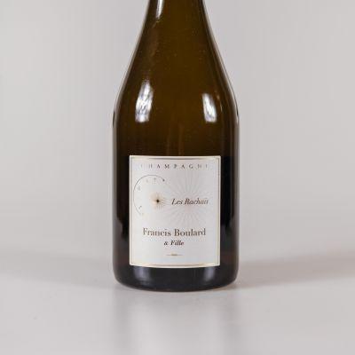 champagne le rachais brut nature chardonnay