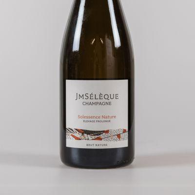 champagne solessence nature pinot meunier chard pinot