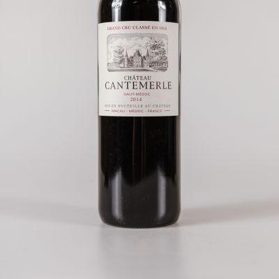 chateau cantemerle 2014 cabernet sauvignon merlot
