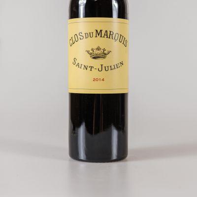clos du marquis 2014 cabernet sauvignon merlot
