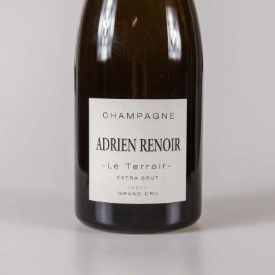 magnum champagne le terroir verzy gc pinot noir ch