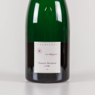 magnum champagne les murgiers brut nature pinot meunier