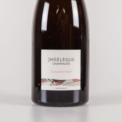 magnum champagne solessence rose pinot m chard pinot n