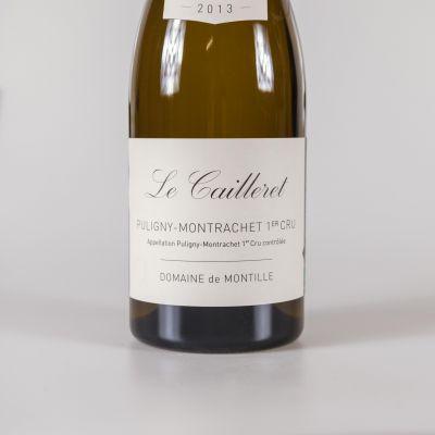 magnum pulignymontrachet 1e cru caillerets chardonnay