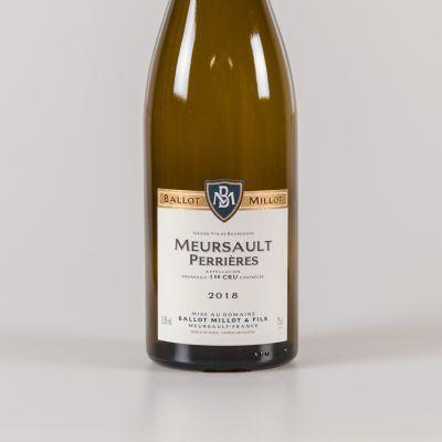 meursault 1e cru perrires chardonnay bm