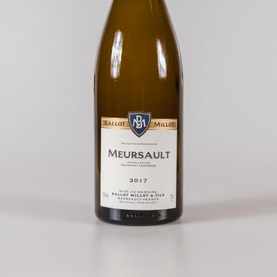 meursault chardonnay bm