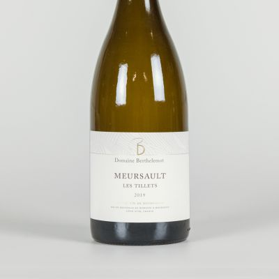 meursault les tillets chardonnay b