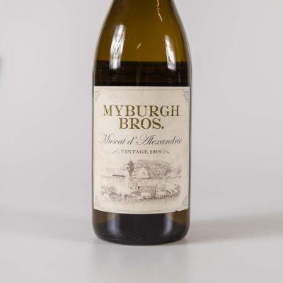 myburgh bros hanepoot muscat de alexandrie