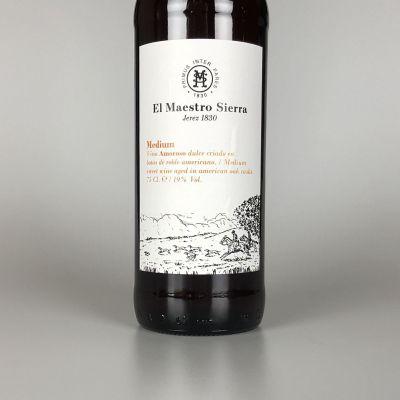 sherry amoroso medium palomino fino px